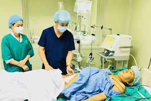 Bệnh viện tuyến tỉnh đầu tiên ghép thận thành công từ người cho chết não