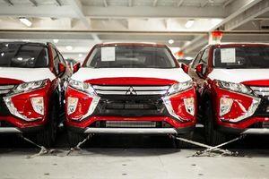 Xe giá rẻ Mitsubishi Eclipse Cross 2020 liệu có an toàn?
