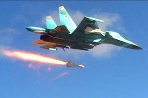 Nga chặn đứng cuộc tấn công vào căn cứ ở Syria, dồn dập dội hỏa lực ở Idlib