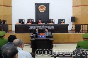 Vũ 'nhôm' cùng hai cựu Chủ tịch TP Đà Nẵng hầu tòa