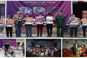 Chất lượng Việt Nam Online mang Tết ấm đến bản nghèo tỉnh Hà Giang
