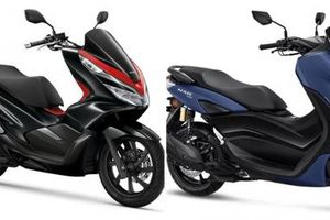 Honda nghiên cứu động cơ mới cho PCX 157cc với 4 van