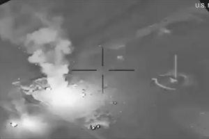 'Đại bàng' F-15 Mỹ báo thù ở Syria, Iraq khiến 80 người thương vong