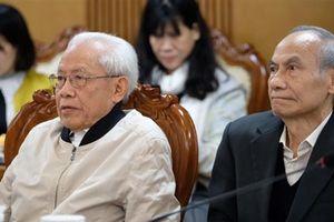GS Hồ Ngọc Đại: 'SGK Công nghệ không phải dự án...làm thuê'
