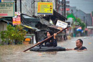 Indonesia: 43 người thiệt mạng trong trận mưa lũ nghiêm trọng