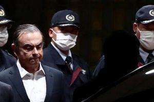 5 câu hỏi lớn quanh vụ đào thoát của cựu Chủ tịch Nissan Carlos Ghosn