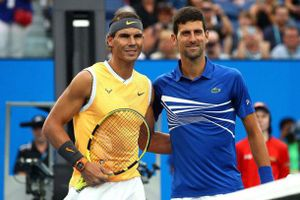 ATP Cup 2020: Cuộc đua song mã của Nadal - Djokovic?