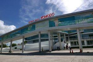 Indonesia nhượng quyền khai thác sân bay Komodo
