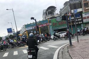Từ 1-1-2020, xe máy vượt đèn đỏ bị phạt đến 1 triệu đồng