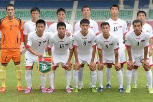 Bất ngờ danh sách cầu thủ U23 Triều Tiên dự giải U23 châu Á