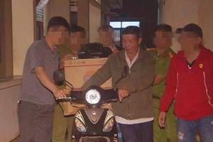 Cựu binh bị bắt vì buôn bán 'Thần chết'