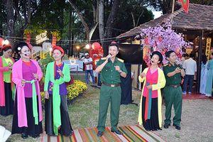 Hơn 36.000 lượt người tham dự Lễ hội Tết Việt