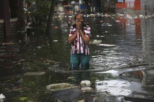Mưa lũ khiến 60 người thiệt mạng tại Indonesia