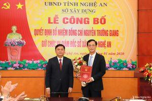 Quảng Ninh, Nghệ An có nhân sự, lãnh đạo mới