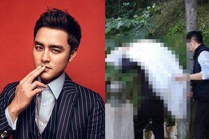 Tài tử Đài Loan Minh Đạo sốc nặng khi anh trai giết vợ và con rồi tự tử trong rừng