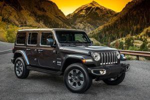 Jeep sẽ trình làng 3 mẫu xe hybrid cắm sạc hoàn toàn mới tại CES 2020