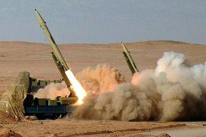 Choáng váng tầm bắn của các tên lửa đạn đạo quân đội Iran đang sở hữu