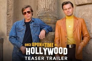 'Once Upon a Time in Hollywood' giành chiến thắng tại 3 hạng mục tại Quả cầu Vàng 2020