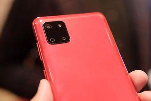 Ảnh chi tiết Samsung Galaxy Note 10 Lite, giá từ 15,5 triệu đồng
