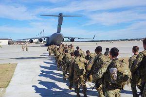Dày đặc các đơn vị lính Mỹ sẵn sàng cho tình huống xấu nhất ở Trung Đông
