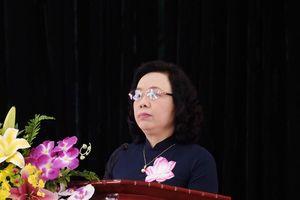 Phó Bí thư Thường trực Thành ủy Ngô Thị Thanh Hằng: Không để xảy ra oan sai, bỏ lọt tội phạm trong hoạt động xét xử