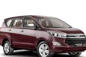Toyota Innova Crysta giá chỉ từ 494 triệu đồng vừa ra mắt có gì hay?