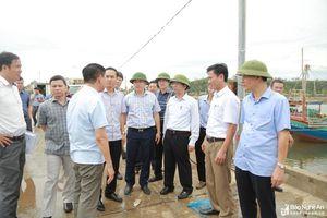 Ủy ban Kiểm tra Tỉnh ủy Nghệ An: Kiểm tra, giám sát có trọng tâm, trọng điểm