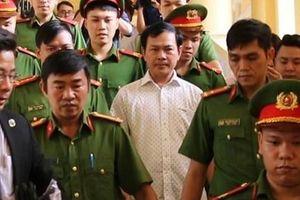 Ông Nguyễn Hữu Linh chấp hành án tại Đà Nẵng