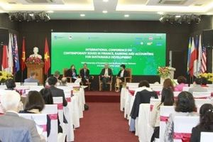 Việt Nam có bước tiến đáng kể trong thúc đẩy tài chính, ngân hàng phát triển bền vững