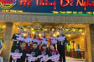 Nghị định 100 có hiệu lực: Nhà hàng ở Đà Nẵng tung chiêu '100-10%' cho khách nhậu