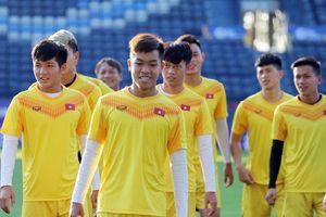 U23 Việt Nam: Thoải mái và tự tin