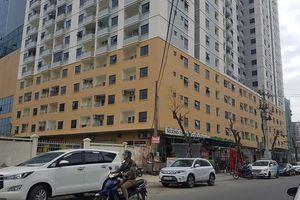Chủ hộ chung cư Mường Thanh được hỗ trợ 20 triệu đồng
