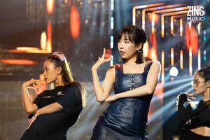 Min, Chi Pu và nhiều sao Việt tập luyện cho lễ trao giải ZMA 2019