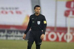 Lộ diện trọng tài bắt chính trận U23 Việt Nam - U23 UAE: 'Người quen' từng gây phẫn nộ cho thầy Park