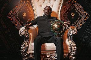 Sadio Mane chính thức giành 'Quả bóng Vàng' châu Phi 2019