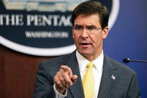 Mỹ không muốn bắt đầu cuộc chiến với Iran