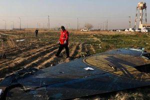 Vụ rơi máy bay Ukraine ở Iran: 63 người Canada tử nạn, không có người Việt