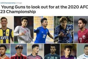 'Trò cưng' của HLV Park Hang Seo lọt top chân sút nguy hiểm nhất U23 châu Á