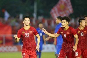 Tiền đạo U23 Việt Nam muốn lập siêu phẩm vào lưới U23 UAE