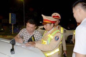 Phạt nghiêm 'ma men' lái xe, tai nạn giảm