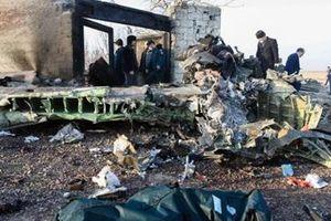 Vụ rơi máy bay Ukraine: 82 nạn nhân là người Iran
