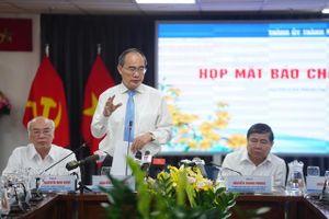 Bí thư TP HCM nói về quy trình xử lý cán bộ theo kết luận của UBKT Trung ương