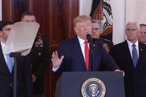 Tổng thống Mỹ tuyên bố áp đặt thêm các biện pháp trừng phạt Iran