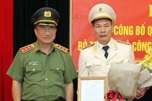 Tướng Hoành làm Chánh văn phòng Cơ quan CSĐT - Bộ Công an