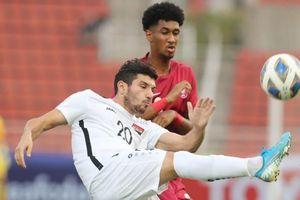 Video bàn thắng U23 Qatar 2-2 U23 Syria