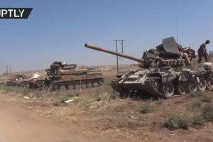 Quân đội Syria rầm rộ điều động vũ khí, 'chảo lửa' Idlib sắp bùng cháy