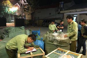 Lạng Sơn: Tạm giữ 620 hộp phấn trang điểm xuất xứ từ Trung Quốc