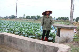 Bảo vệ môi trường trong sản xuất nông nghiệp