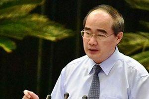 Bí thư TPHCM Nguyễn Thiện Nhân nói về bài học từ vụ Thủ Thiêm