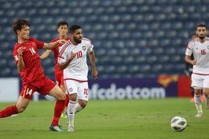 HLV U23 UAE: 'Trong 10 phút cuối, trước U23 Việt Nam, cầu thủ UAE đã có chút hoảng sợ'